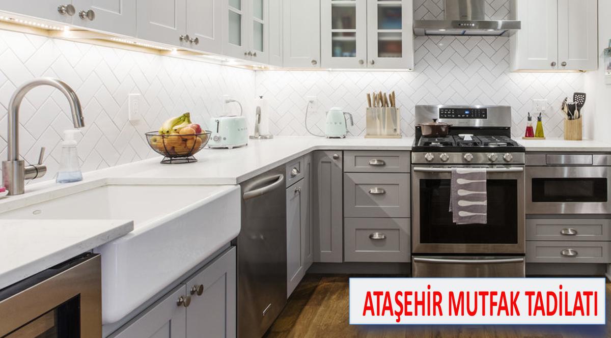 Ataşehir mutfak tadilatı