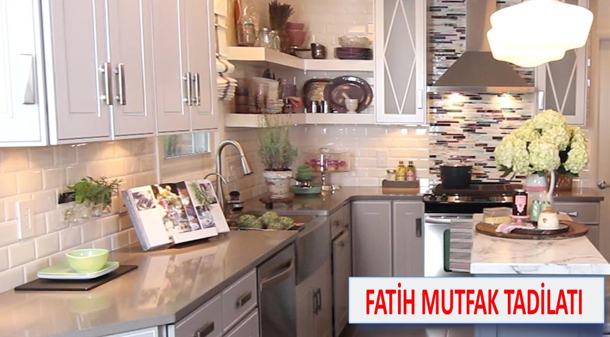 Fatih mutfak tadilatı