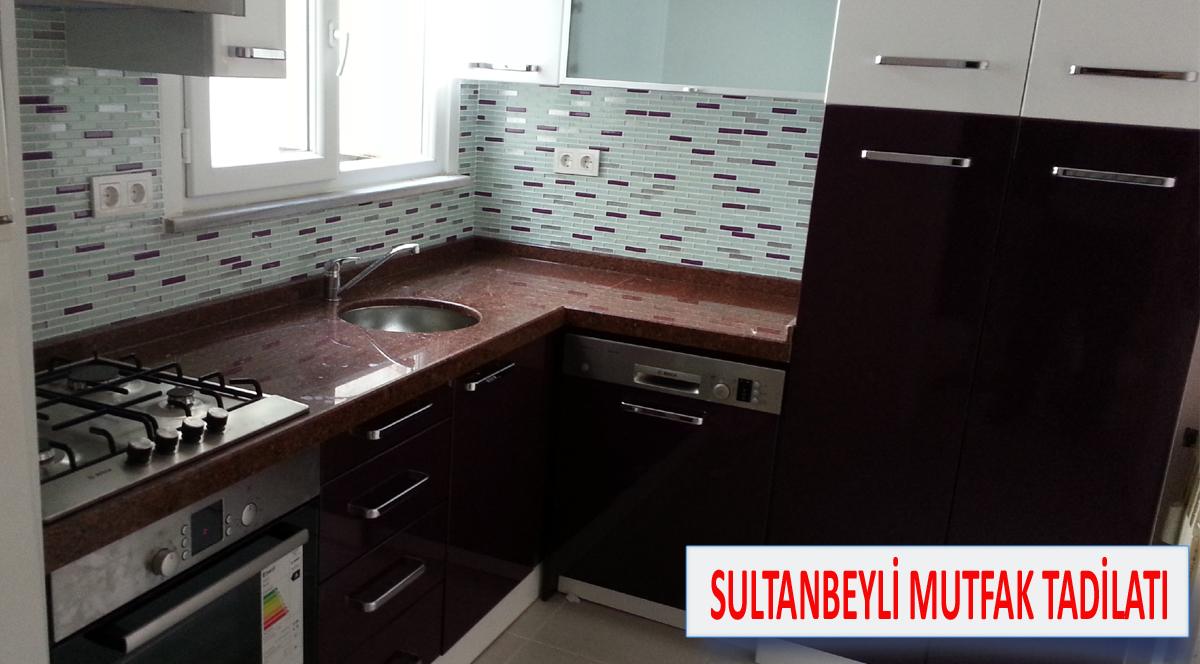 Sultanbeyli mutfak tadilatı