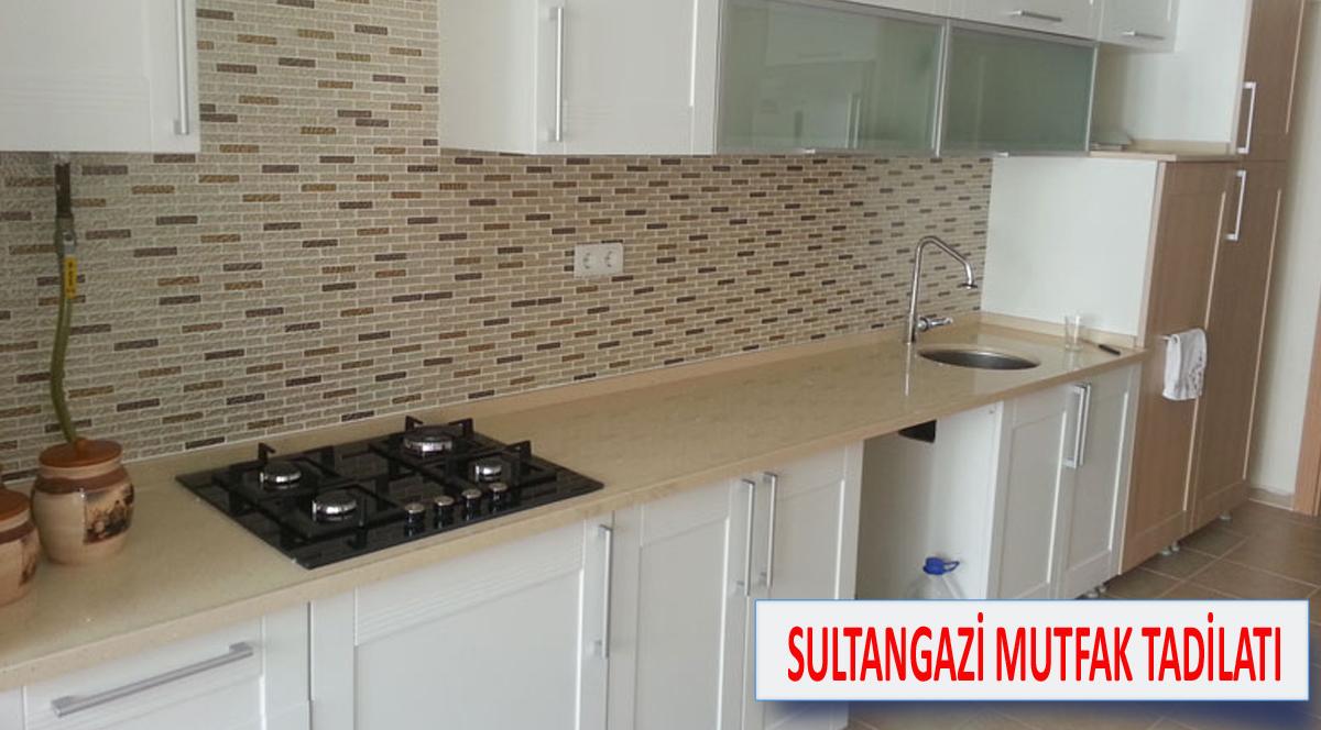 Sultangazi mutfak tadilatı