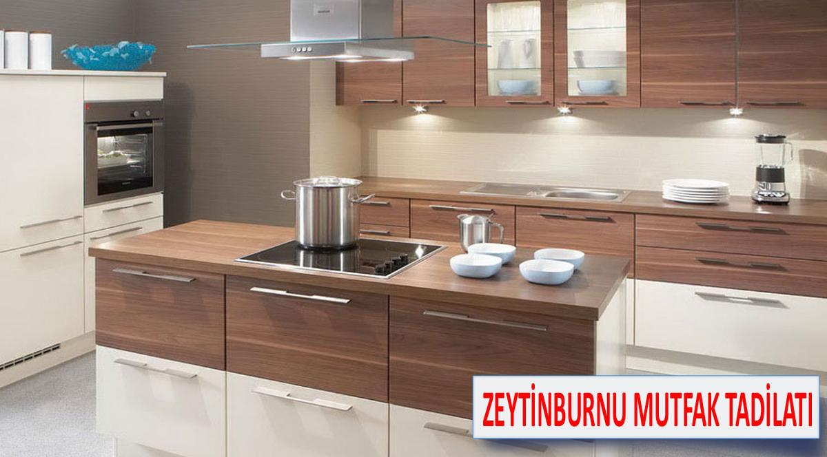 Zeytinburnu mutfak tadilatı